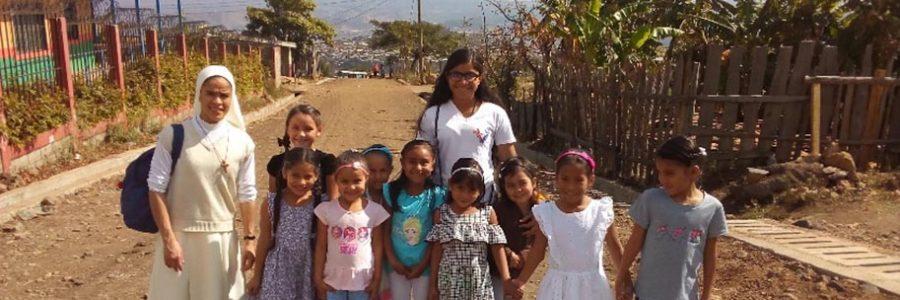 Internado de niñas en Honduras, ¡Ya está en marcha!